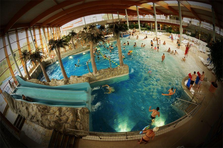 W Aquaparku jak zwykle wiele się będzie działo