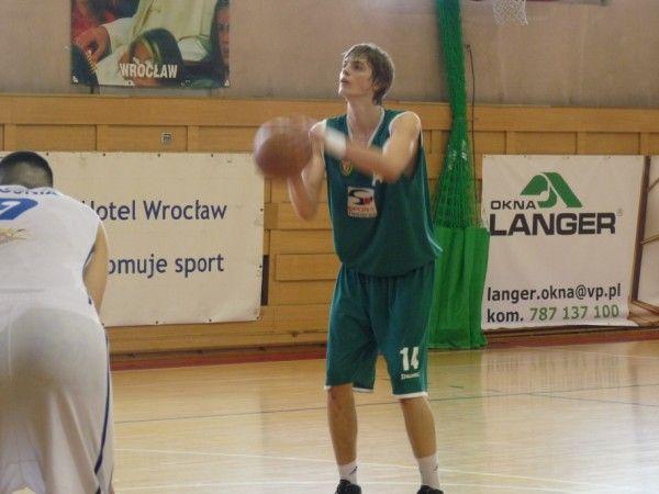 Jakub Parzeński został bohaterem decydującego spotkania Mistrzostw Polski Juniorów Starszych.
