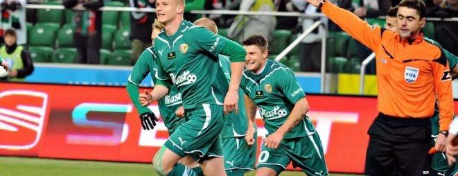Śląsk najpierw odprawił z kwitkiem Lecha, a teraz nie dał szans warszawskiej drużynie