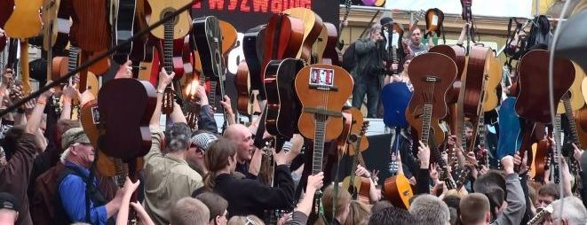 Gitarowy Rekord Guinnessa!