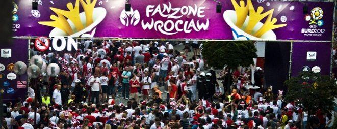 Podczas Euro 2012 Wrocław odwiedziło ponad 325 tys. kibiców