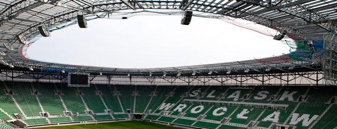 Tym razem stadion wypełnią Świadkowie Jehowy