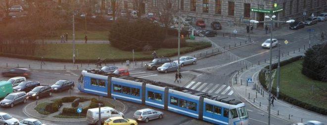 Nowa sygnalizacja na razie nie będzie zamontowana na placu Kościuszki