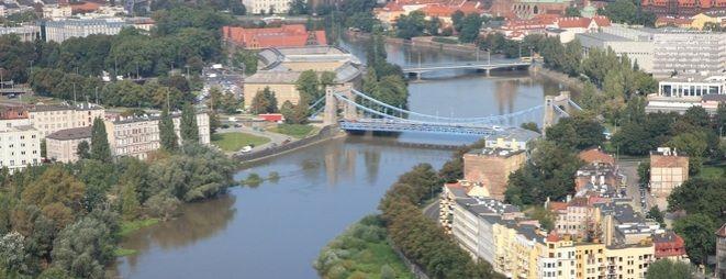 Wkrótce naszemu miastu nie zagrozi żadna wielka fala na rzece