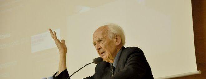 Profesor Zygmunt Bauman, socjolog i filozof
