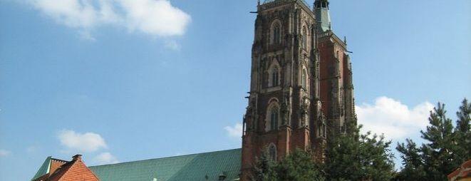 Katedra na Ostrowie Tumskim