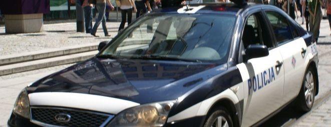 Bandytów udało się policji szybko złapać i zatrzymać