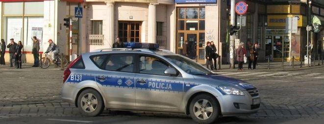 Policja sprawdza nadal czy zatrzymany nie ma na koncie większej liczby przestępstw