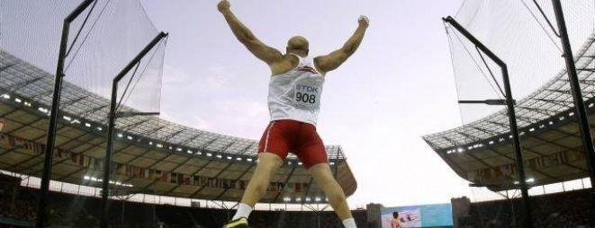 Piotr Małachowski regularnie odnosi sukcesy na arenie międzynarodowej