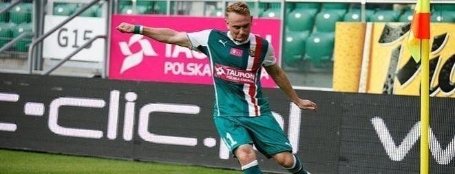 Sebastian Mila - w reprezentacji Polski ostatnio imponował w formą, ale w Śląsku Wrocław jakby obniżył loty. Poprawi się w meczu z Pogonią Szczecin?