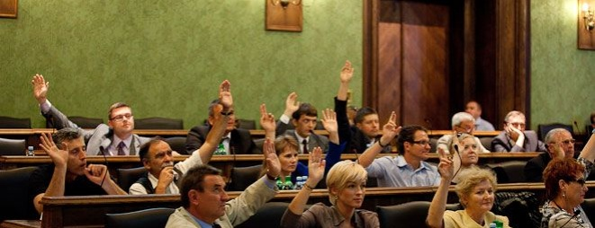 Wrocławscy radni zagłosowali za udzieleniem Rafałowi Dutkiewiczowi absolutorium z tytułu wykonania budżetu miasta w 2014 roku