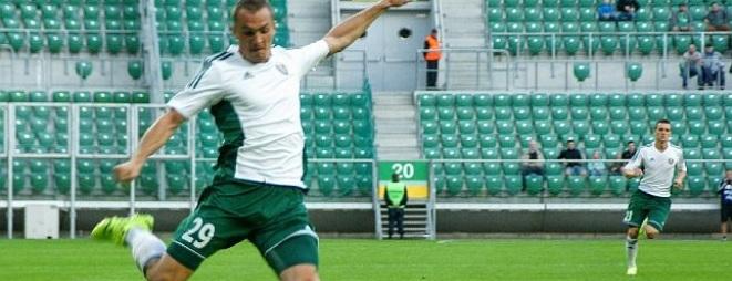 Peter Grajciar był mocno zamieszany w dwie z trzech akcji, które dały Śląskowi gole w meczu z Jagiellonią