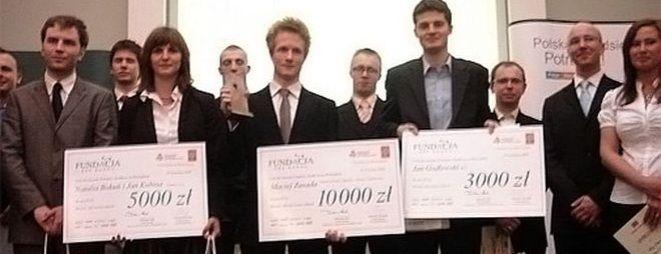 Laureaci poprzedniej edycji ''Konkursu na biznesplany''