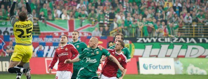 Śląsk wygrał z Wisłą, poradzi sobie też z Polonią?