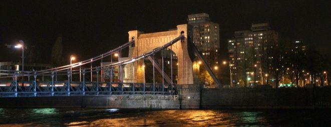 Przez kilka godzin most Grunwaldzki był zablokowany