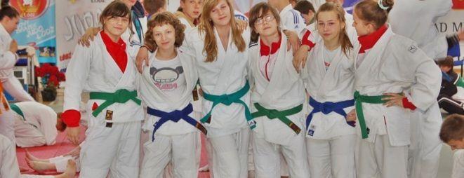Nawet osoby które nie trenowały wcześniej Judo mogą spróbować dostać się do klasy o tym profilu