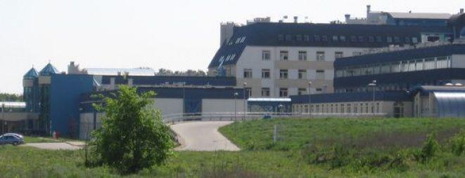 Szpital przy ul. Borowskiej