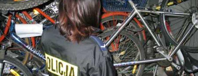 Złodziej sprzedawał rowery za niewielkie kwoty do 200 zł