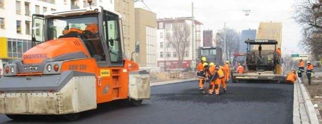 Nowa droga połączy dwie ważne ulice w tym rejonie miasta