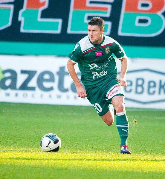 Piotr Ćwielong walczy o nagrodę za najładniejszego gola kolejki.