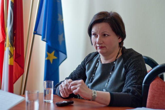Barbara Zdrojewska powalczy o miejsce w Senacie.